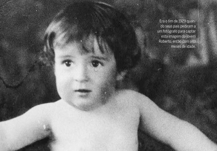 Veja fotos de infância do criador de Chaves e Chapolin