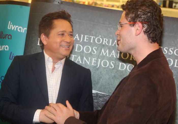 Leonardo e Pedro Leonardo