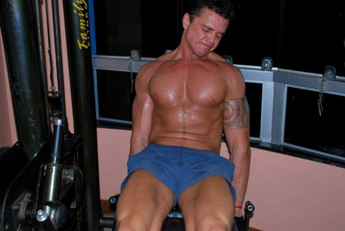 Netinho conclui fisioterapia e conta que quer voltar à sua forma antiga