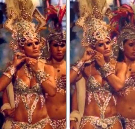 Mirella Santos aparece em novo clipe de Beyoncé