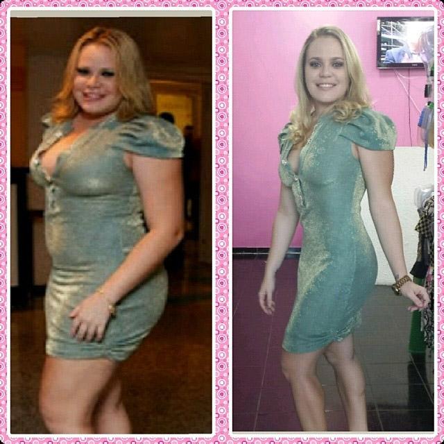 Veja como a ex-BBB Paulinha perdeu 37 quilos em oito meses!