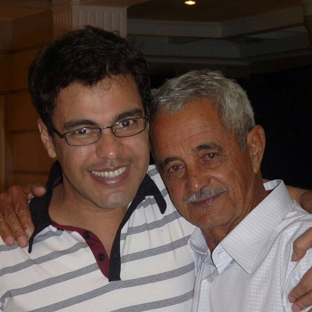 Zezé di Camargo faz declaração de amor ao pai