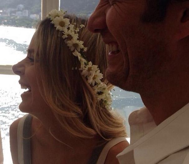 Gabriel Braga Nunes se casa em segredo