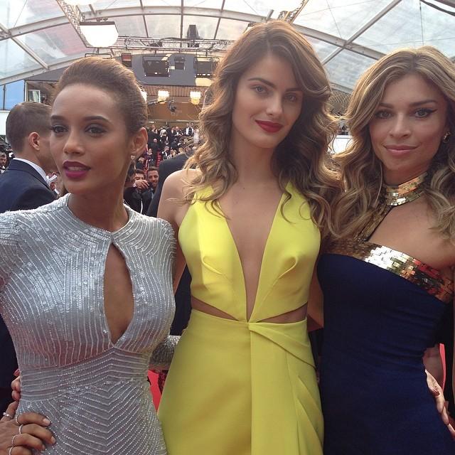 Poderosas, Taís Araújo, Grazi Massafera e Isabeli Fontana arrasam em Cannes