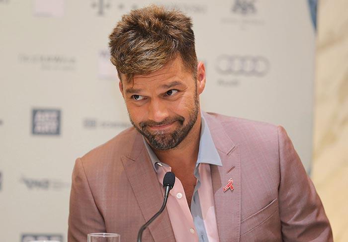 Ricky Martin diz que seria fabuloso ver o Brasil na final da Copa
