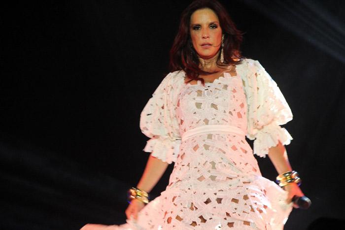 Ivete Sangalo faz showzaço para estrear a sua turnê