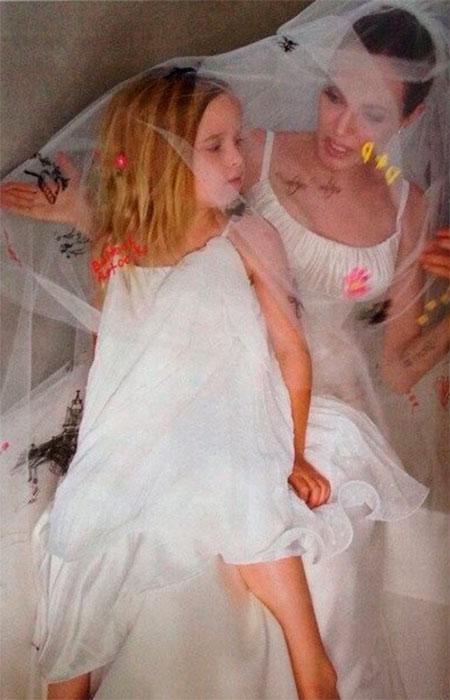 Confira mais fotos do casamento de Angelina Jolie e Brad Pitt