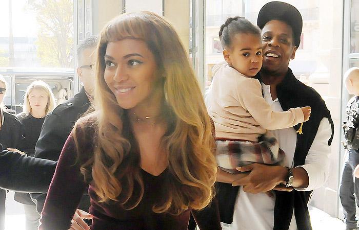 Beyoncé mostra seu novo visual