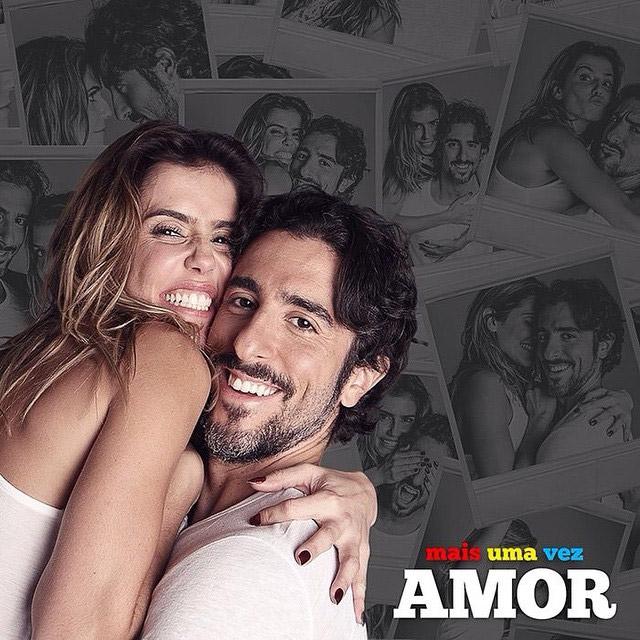 Marcos Mion nega suposto affair com Deborah Secco