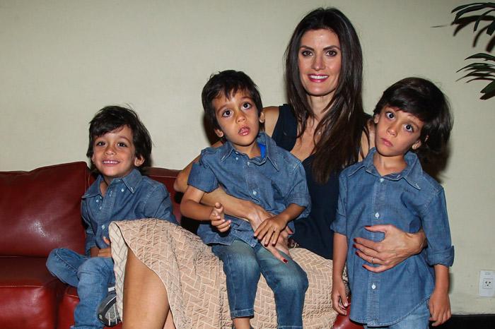 Fotos dos filhos de isabella fiorentino 86
