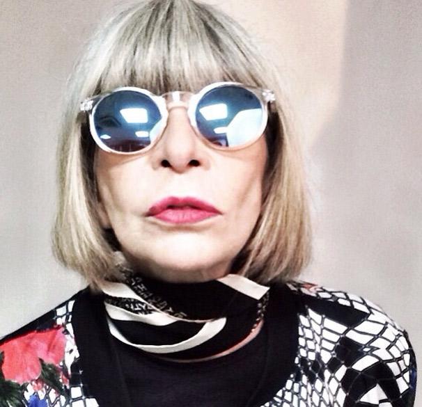 Rita Lee: 'Enchi o saco de ser ruiva'