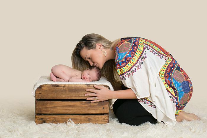 Ana De Biase fala da maternidade em depoimento emocionante