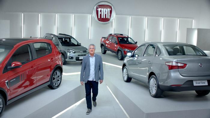 Pedro Bial estreia campanha para marca de carros