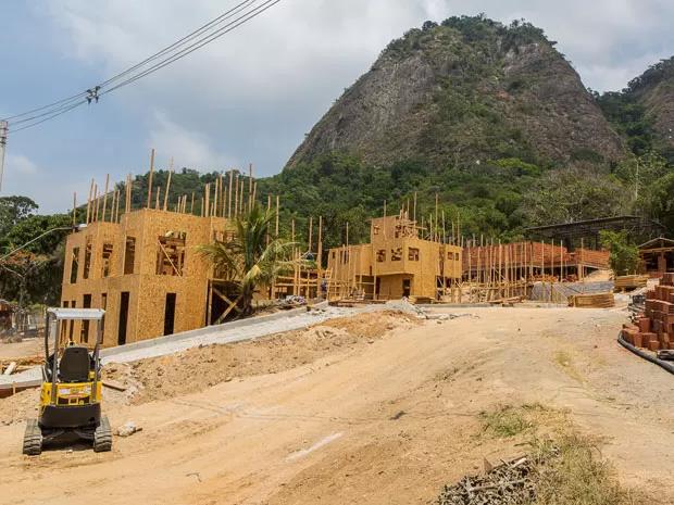 Cidade cenográfica de I Love Paraisópolis é a maior já feita no Projac