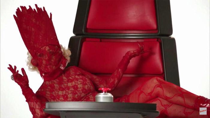 Lady Gaga comenta imitação de Aguilera: 'Melhor que já vi!'