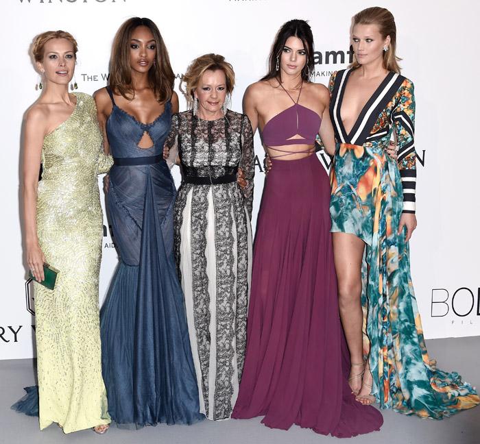 Brasileiras arrasam no look para baile da amFar em Cannes
