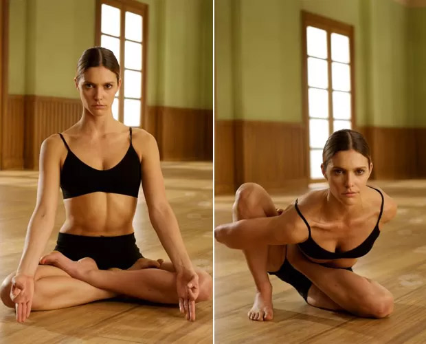 Fernanda Lima conta o segredo da sua boa forma. Confira!