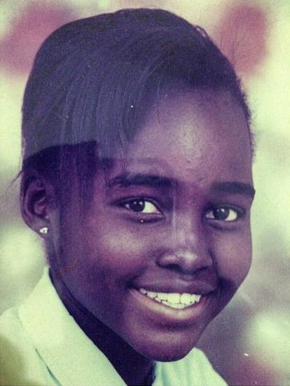 Lupita Nyong'o posta foto da infância e faz críticas