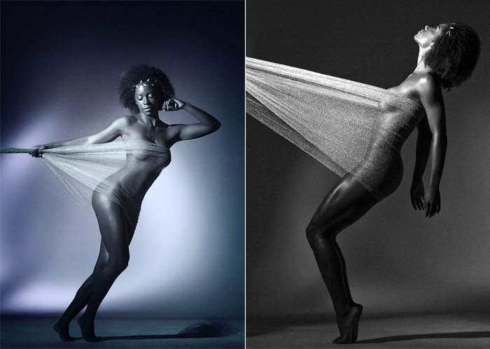 Ivi Pizzott, bailarina do Faustão, posa cheia de sensualidade,