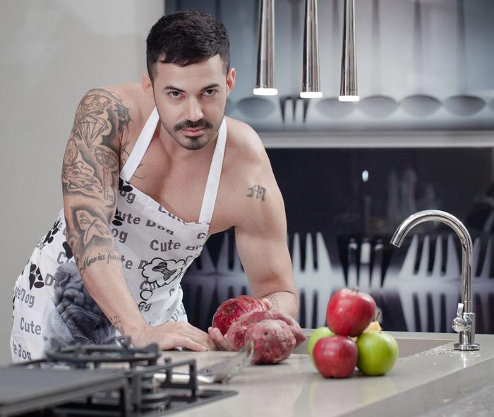Mister Top Brasil, Matheus Goveia, revela segredos da dieta