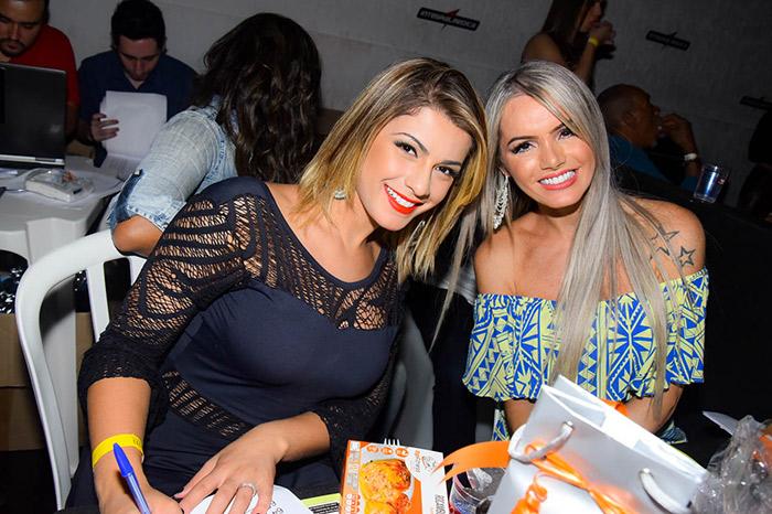 Babi Rossi e Thalita Zampirolli atacam de juradas em concurso