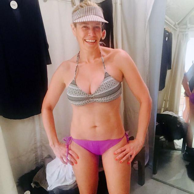 Chelsea Handler revela: 'Meu ex me achava gorda'