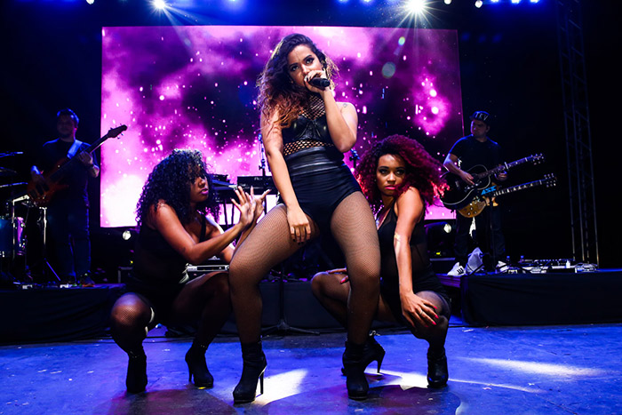 Após o Criança Esperança, Anitta realiza show em São Paulo
