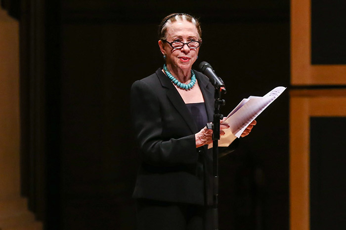 Fernanda Montenegro prestigia homenagem para Vladimir Herzog
