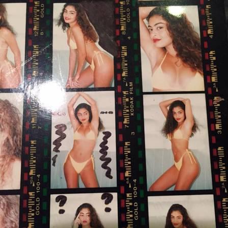 Amiga divulga fotos de Juliana Paes aos 16 anos