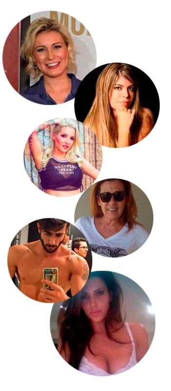 Saiba quem são os famosos que faturaram com sexo