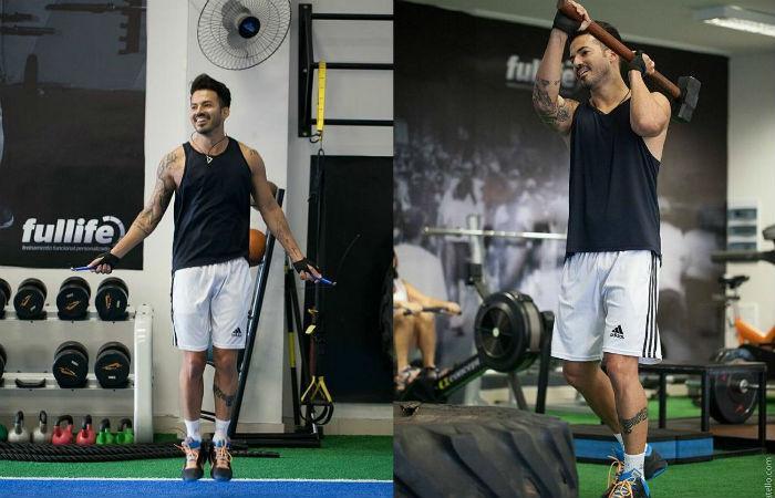 Matheus Gouveia: 'Mister não pode ser só um corpo bonito!'