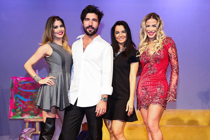 Sandro Pedroso estreia peça em São Paulo