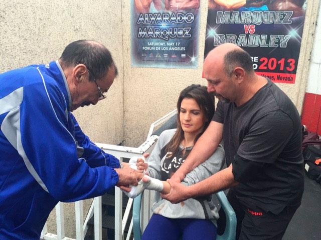 Kyra Gracie estrela novo reality em canal de lutas