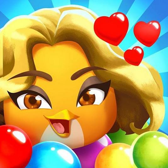 Shakira vira personagem do Angry Birds