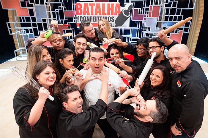 Batalha dos Confeiteiros Brasil tem estreia marcada
