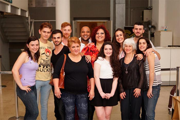 Espetáculo Hermanas Son Las Tetas estreia em São Paulo