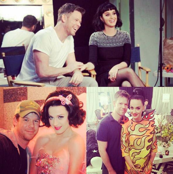 Katy Perry fala sobre possível suicídio de seu maquiador