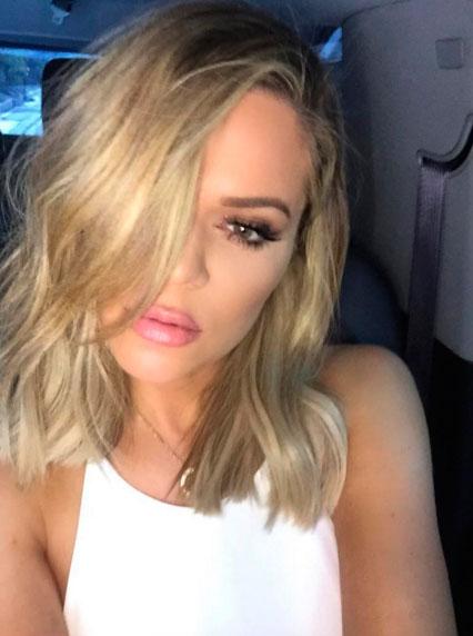 Após cancelamento de divórcio, Khloe Kardashian muda o visual