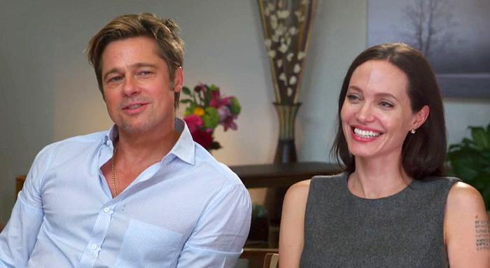 Angelina Jolie e Brad Pitt falam sobre família e carreira