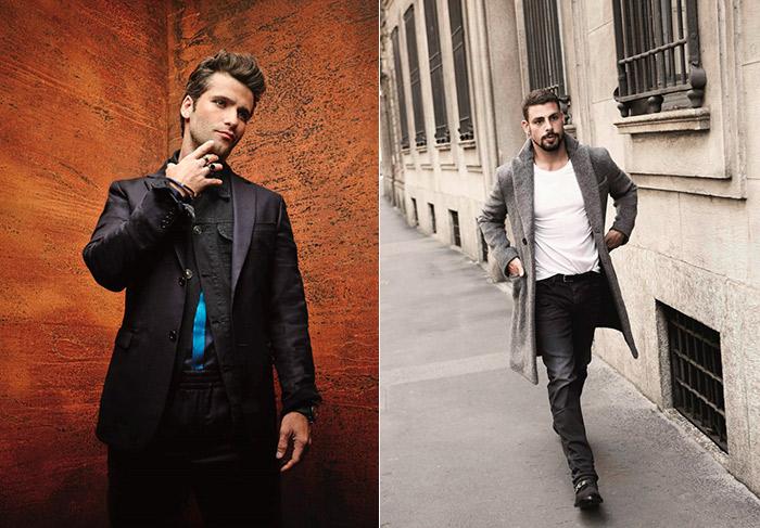 Chay Suede e Bruno Gagliasso são os mais elegantes