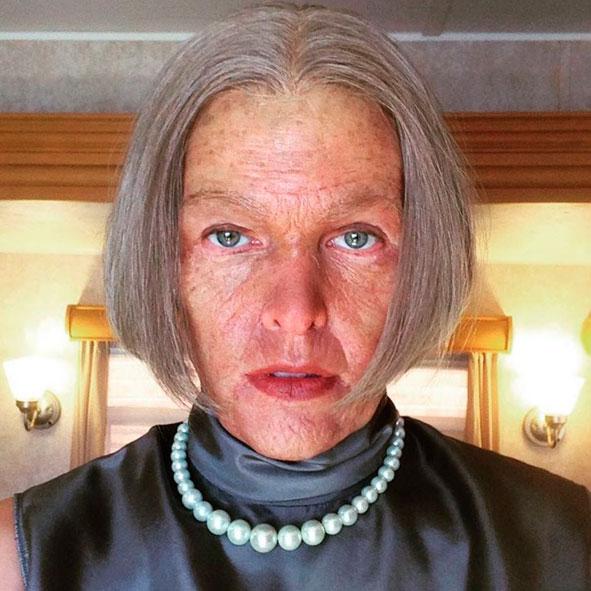 Milla Jovovich causa ao aparecer velha para Resident Evil