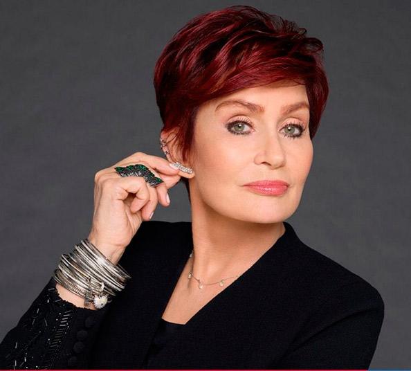 Sharon Osbourne volta a abusar das cirurgias plásticas