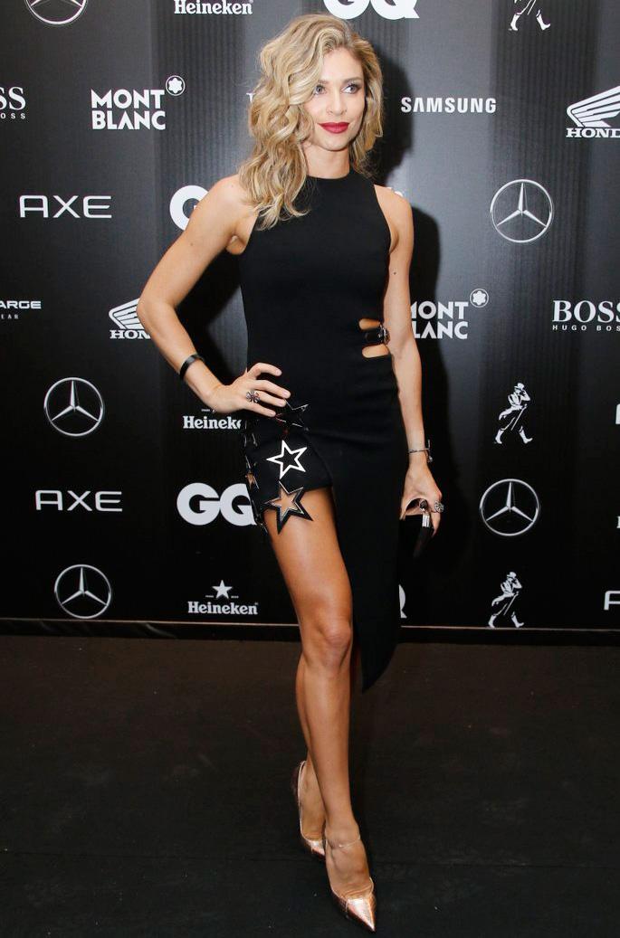 Grazi Massafera é eleita mulher do ano em prêmio