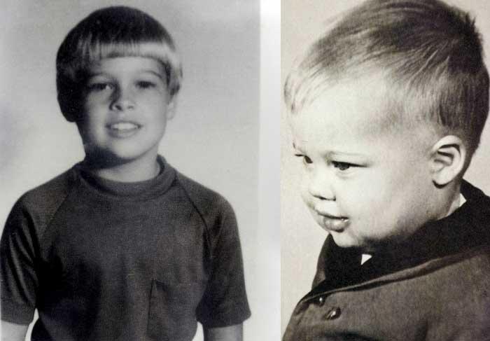 Brad Pitt conta que teve infância difícil, mas feliz