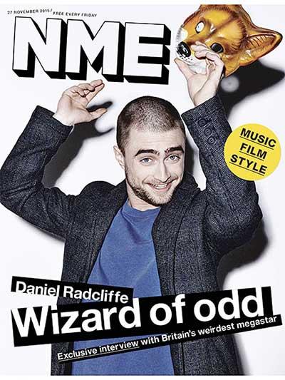 Daniel Radcliffe comemora estar sóbrio há dois anos