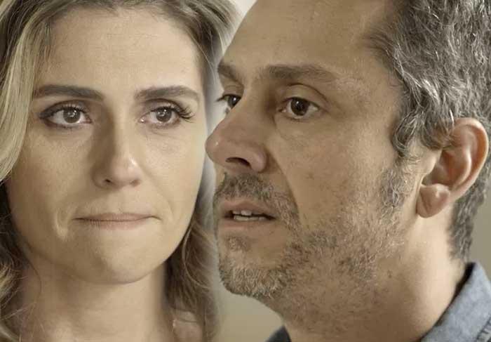 Em A Regra do Jogo, Romero diz para Atena: 'Tenho nojo de você'
