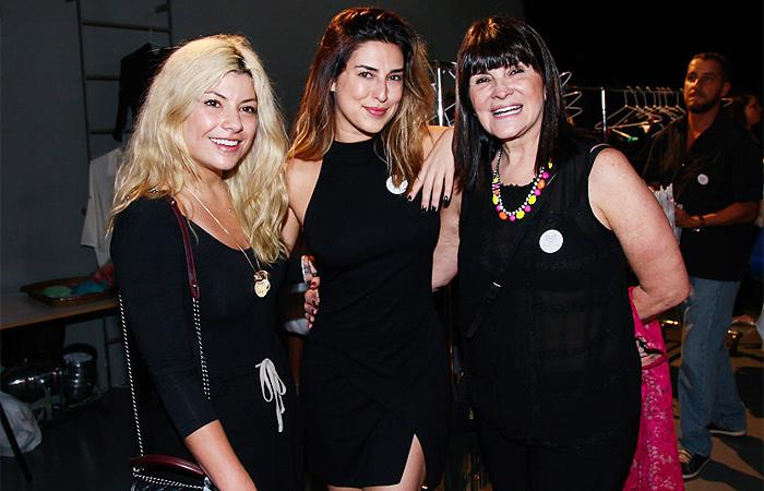 Fernanda Paes Leme realiza bazar beneficente