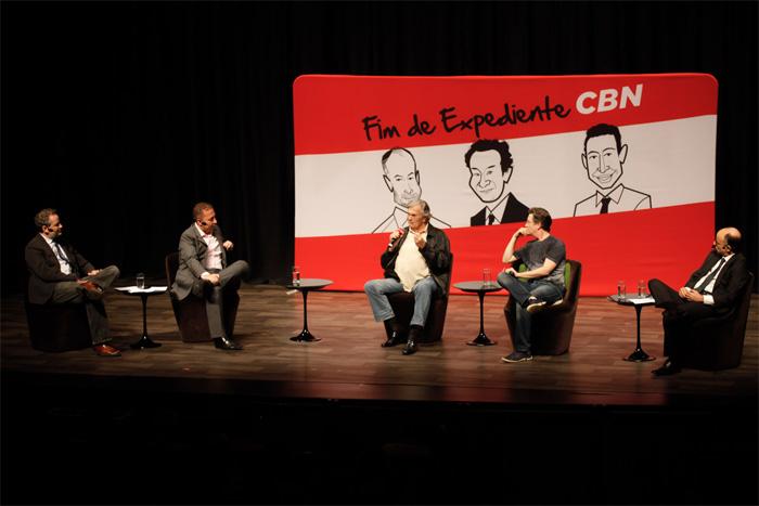 Em rádio, Tarcísio Meira fala dos seus 60 anos de carreira