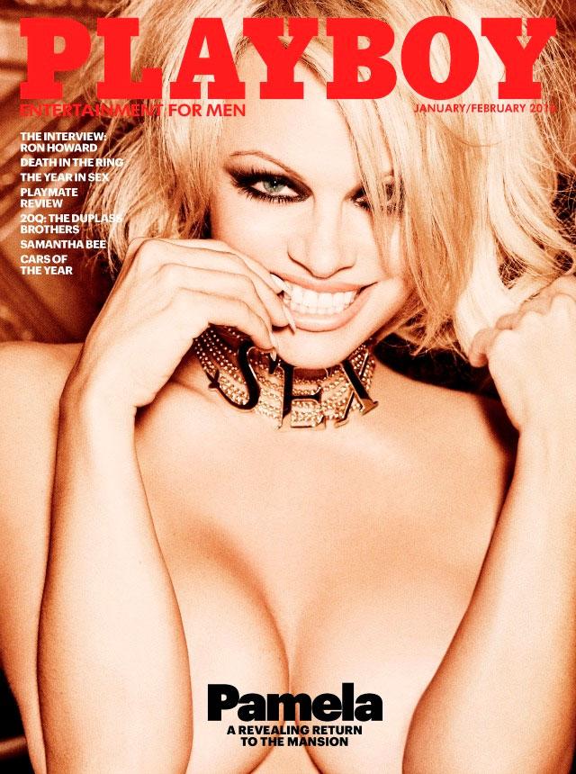 Saiba quem é a última capa da Playboy americana