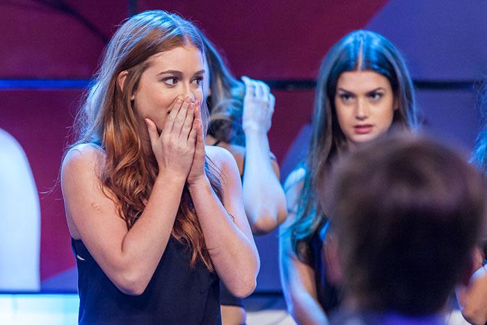 Hoje em Totalmente Demais: Eliza vence 1ª etapa de concurso